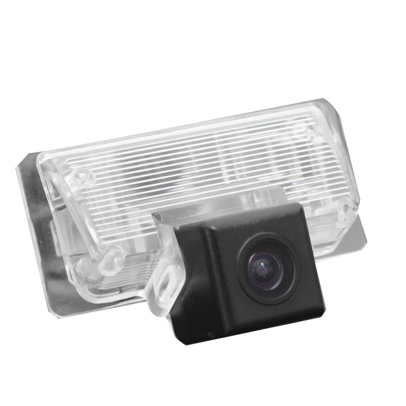 Otomobiller ve Motosikletler'ten Araç Kamerası'de Araba Hd Ccd dikiz kamera Back Up ters kamera Nissan Pathfinder için R51 2004 ~ 2012 title=