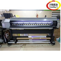Roll UV Printer for Wall paper, PU leather Printing, Specical Films