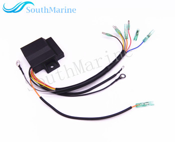 Boat Motor 835401T02 8M0104467 CD CDI Unit Assembly for Mercury Quicksilver Outboard Engine 4-Stroke 8HP 9.9HP