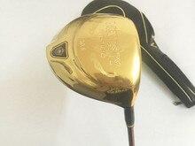 BIRDIEMaKe Golf kulüpleri Maruman Majesty Prestigio9 sürücü Golf sopası başlığı 9.5/10.5 derece R/S/SR Majesty mili golf sopası kılıfı