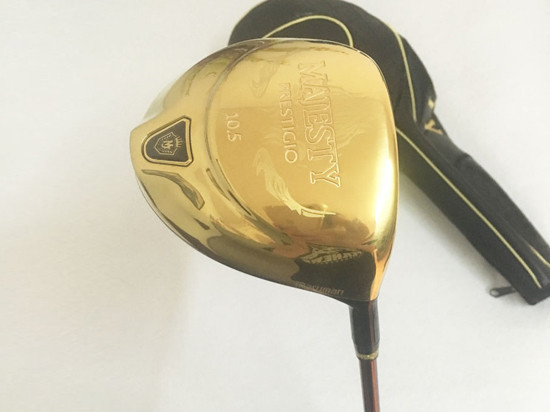 BirdiemakeゴルフクラブマルマンマジェスティPrestigio9 ドライバーゴルフドライバー 9.5/10.5 度r/s/sr威厳シャフトとヘッドカバー