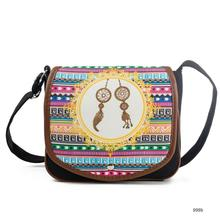 Messenger-Bag Canvas Crossbody Hot-Sale Cheap Women Printed Casual Fashion Cute Dreamcatcher