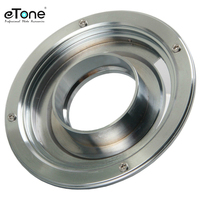 2020 eTone Metal Lens Adapters Bayonet Mount Ring Metabones For Canon EF S 10 18mm IS STM f/4.5 5.6 Lens