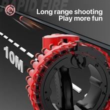 Bracelet electric soft play gun series chuck EVA soft simulation boy play outdoor toy guns nerf gun darts Outdoor Fun & Sports
