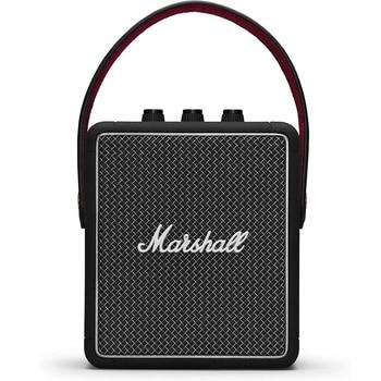 Portable wireless bluetooth speaker rock retro audio speakers for stockwell i ii BT bass Speaker Black Play time 20+h 1