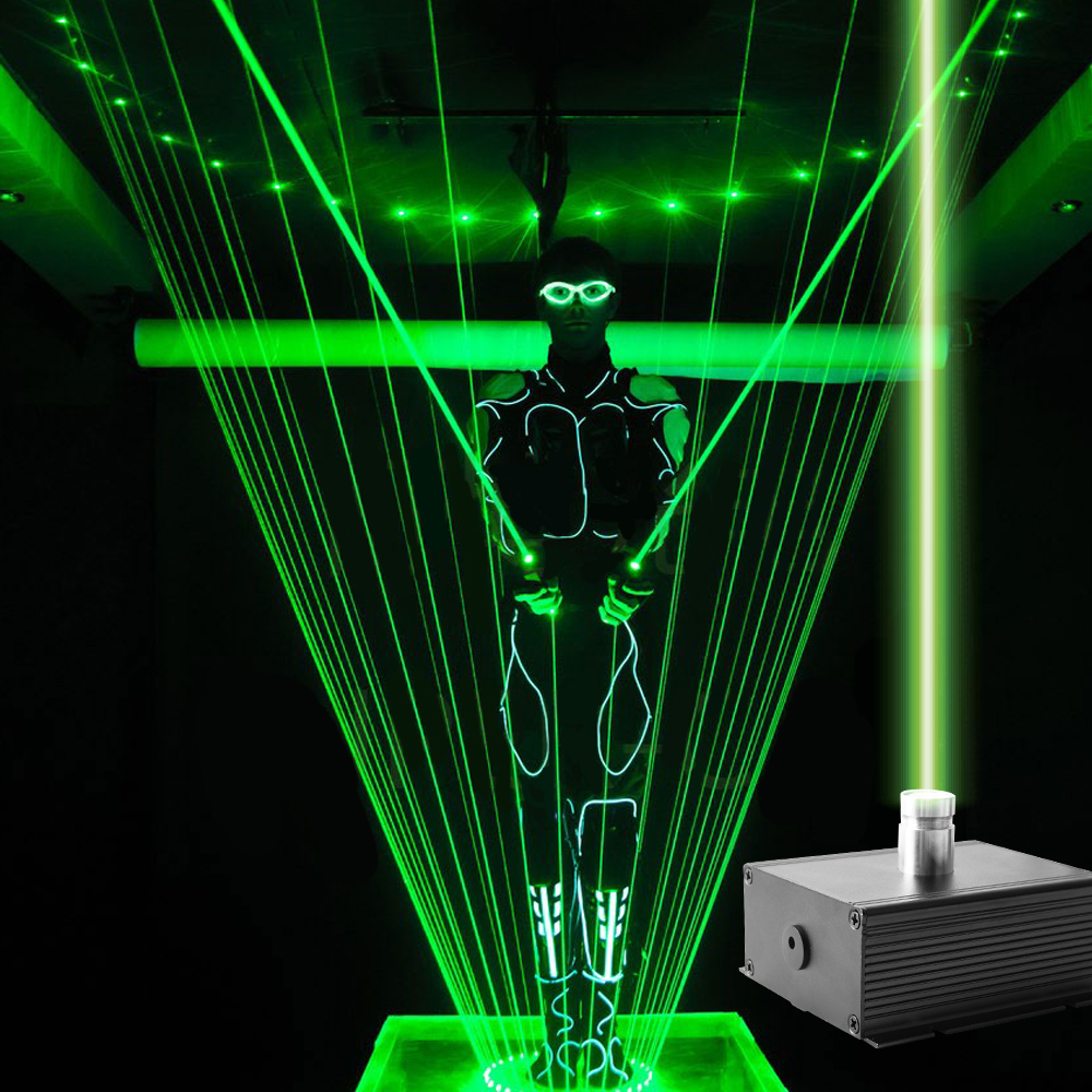 Green Laser Light Sword Large Stage Magic Show Illumination Props  Fluorescent Laser And Larse Light For DJ Club/Party/Bars