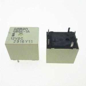 Image 3 - 자동 자동차 12V 릴레이 G8QE 1A 12VDC G8QE 1A 12VDC G8QE1A 12VDC DC12V 12V 6PIN
