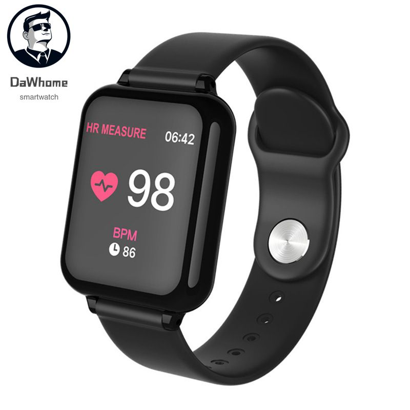 B57 fitness tracker smart watch Wasserdicht Sport Für <font><b>IOS</b></font> Android telefon <font><b>Smartwatch</b></font> Herz Rate Monitor Blutdruck Funktionen image