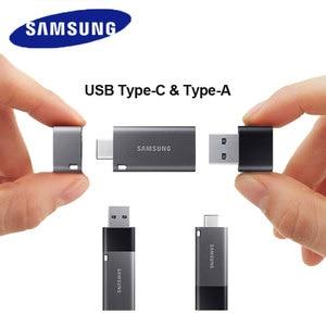 Image 5 - Samsung duo plus usb 3.1 flash drive, 32gb 64gb 128gb 256gb metal tipo c memory stick pendrive para smartphone tablet computador