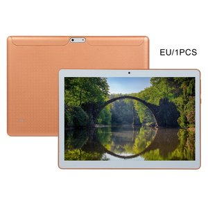 10.1 Inch Tablet Wifi Gps Android System 3G Call Learning Game Tablet 1+16G Memory Capacity Gravity Sensor