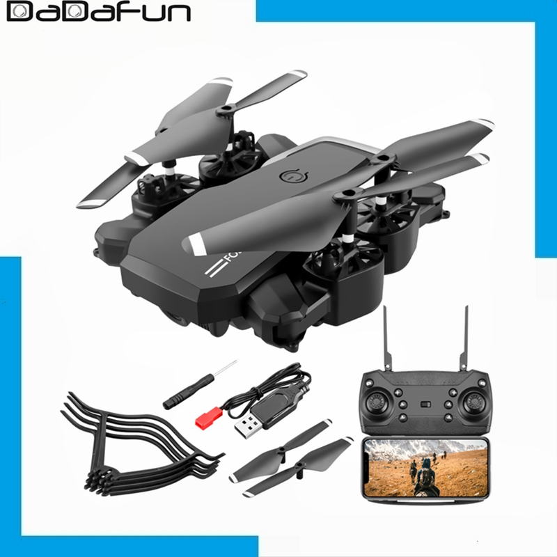 LF609 Drone With 4K HD Camera GPS 5G FPV Wifi Optical Dual Camera Height Hold Mode Smart Follow Foldable RC Quadcopter toy Plane