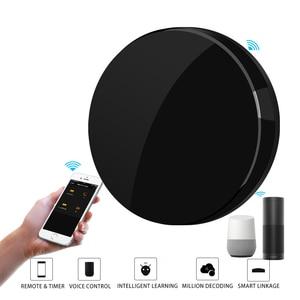 Image 3 - 2019Voice Control IRBOX Mini Universal Smart Infrared Voice Remote Control AC TV Support Tuya /Smart life APP Alexa Google Home