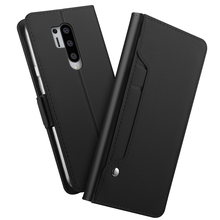 For OnePlus 8 8 Pro Case PU Leather Flip Stand Magnetic Buckle Mirror Wallet Cover For OnePlus 7T 7T Pro Case Card Slots Pocket