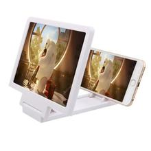 Magnifier Stand Cell-Phone-Screen Foldable 3D HD Hobbylane with Expander