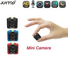SQ11 מיני מצלמה HD 1080P חיישן ראיית לילה למצלמות תנועה Dvr מיקרו המצלמה Dv ספורט וידאו מיני מצלמה Sq11