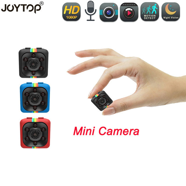 SQ11 Mini Camera HD 1080P Sensor Night Vision Camcorder Motion DVR Micro Camera DV Sport Video mini Camera Sq11
