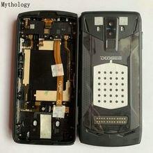 עבור מקורי Doogee S90 חזרה כיסוי מקרה + מצלמה זכוכית + ראשי להגמיש כבל + רמקול מולטימדיה נייד טלפון בחזרה מעטה מיתולוגיה