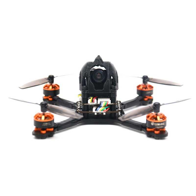 Oryginalna aktualizacja Eachine Tyro69 V2 2g TPU mocowanie kamery z baldachimem RC Drone część zamienna do wyścigów FPV