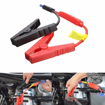 Car Emergency Lead Cable Auto Engine Booster Storage Battery-Alligator Clamps Clip For Car Trucks Jump Starter image