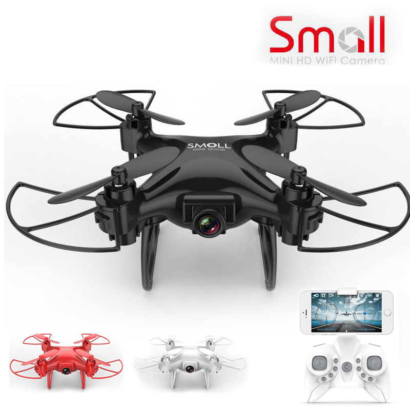 S13 Pressure Set High Mini Remote-controlled Unmanned Vehicle Wifi Aerial Remote-control Aircraft Unmanned Aerial Vehicle CHILDR