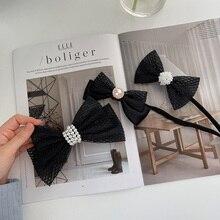 New DIY Lazy Hair Curler Satin Bow Hairpin Hair Braiding Braider Tool Hair Clips Women Headband Hair Styling Accessories