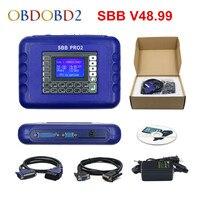 Programador de llave automático V48.99 /V48.88 SBB Pro2, compatible con coches nuevos a 2017 SBB 48,99, mejor que V46.02 SBB, fabricante de llaves, envío gratis
