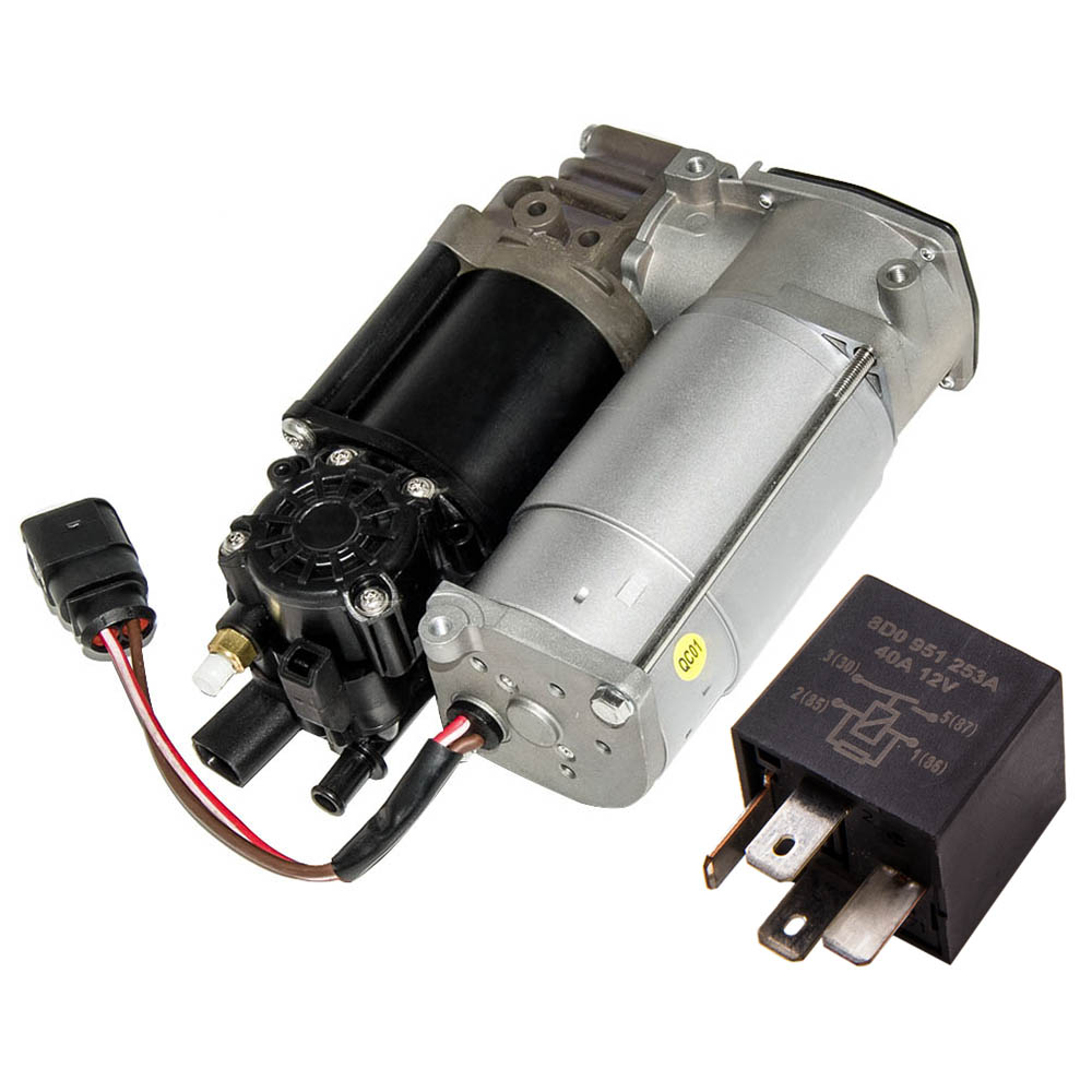 Air Suspension Air Compressor Pump 4H0616005D for <font><b>Audi</b></font> <font><b>A8</b></font> <font><b>4H</b></font>_ 3.0 TDI quattro 4H0 616 005 D,4H0 616 005 C for quattro 382 KW W12 image