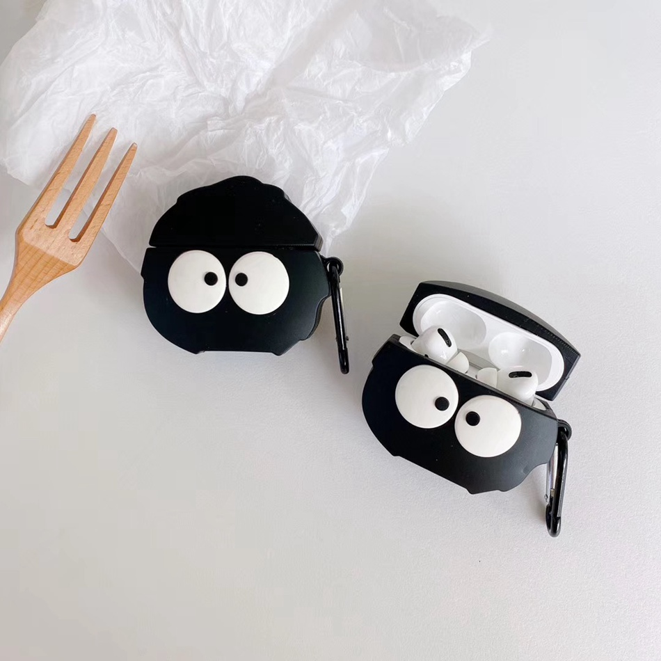 Cartoon Silicone Case for AirPods Pro 214