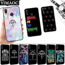 Bring Me the Horizon Dust Silicone Soft Case for Huawei P8 P9 P10 P20 P30 Lite Pro P Smart Z Plus