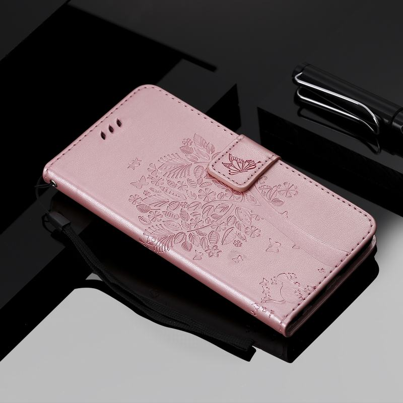 Case For Samsung Galaxy A51 A71 Cover Case Leather Wallet Card Holder Coque 3D Cat Shockproof Phone Case For Samsung A 51 71