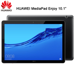 Планшет Huawei MediaPad Enjoy, 10,1 дюйма, 4G LTE, Android 8,0, Kirin 659, 8 ядер, IPS 1920*1200, 5100 мАч