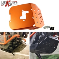 For KTM Duke 250 390 2013 2014 2015 2016 RC 390 Duke390 Skid Plate Engine Guard Chassis Protection Cover Motorcycle Accessories