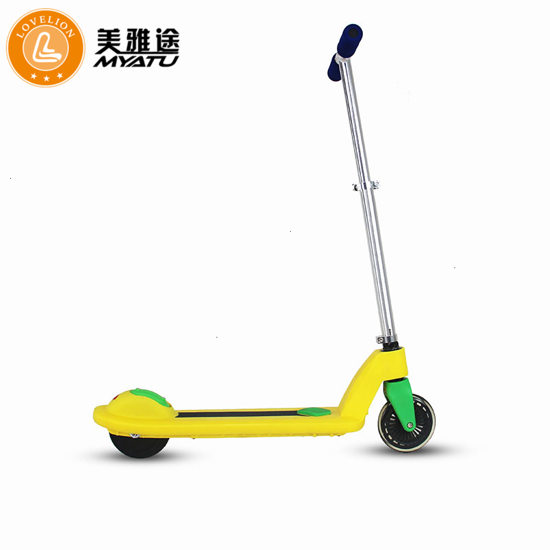 [LOVELION] Children electric Scooter Balance Bike Ride On Toys Folding