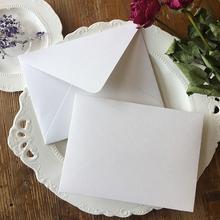 Dostosowana tekstura tekstury gładka powierzchnia atmosfera białe formalne na wesele zaproszenie koperta tanie tanio CRANEKEY CN (pochodzenie) customized 190jny Okna koperty Zwykłym papierze Prezent koperty