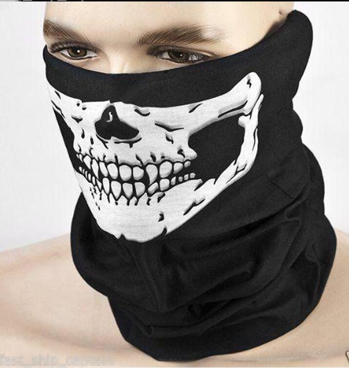 Cotton Grid Balaclava Hat Motorcycle Face Mask Men Outdoor Sports Windproof Dustproof Breathable Motorcycle Women Mask Scarf 2