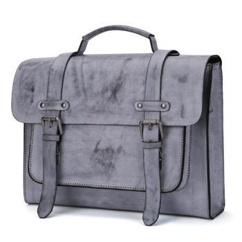 Men Genuine Leather Handbag Fashion Men's Shoulder Crossbody Bag Large Capacity Travel Bolsas Male For Gift