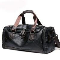 Overnight bag handbag Large capacity duffel bag Multi function carry on Travel bags Waterproof Gym bag weekend bag packing cubes