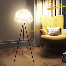 Современные светодиодсветодиодный светильники со страусиными