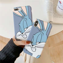 Meachy Hard Plastic Bugs Bunny Phone Case Cover For