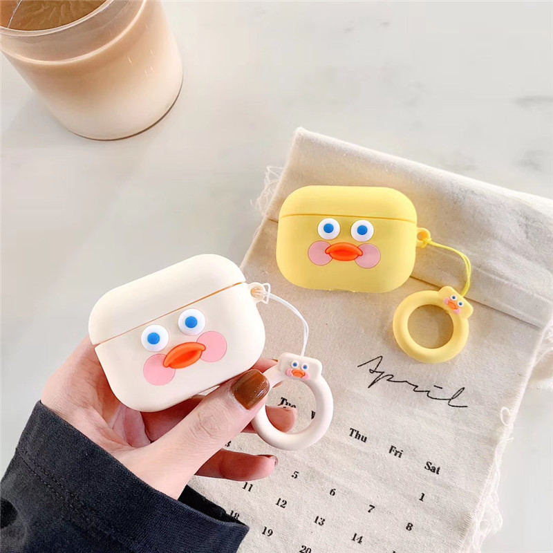 Cute 3D Silicone Case for AirPods Pro 151