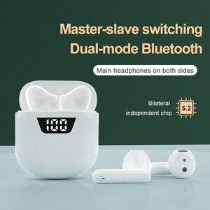 Image 4 - TWS Wireless Earphones Mini Headsets Bluetooth 5.0 Headphones Touch Control Earbuds  Sport Earphones Auriculares For Phones
