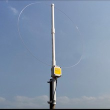 TZT K 180WLA 0.1M 180MHz نشط حلقة النطاق العريض مع تلقي هوائي كيت ل SDR راديو