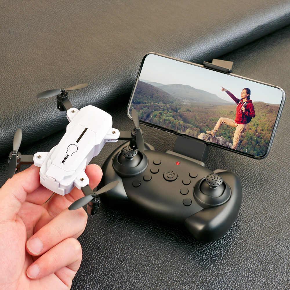 F86 أجهزة الاستقبال عن بعد HD 1080P طائرة بدون طيار صغيرة مع كاميرا HD لعب للأطفال RC هليكوبتر واي فاي FPV مقطوعة الرأس درون كوادكوبتر الهدايا