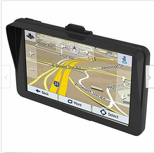 LSON Touch-Screen Navigation Car Gps Sat Nav 7inch Free-Map Russia Full-Europe title=