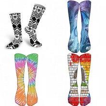 Fashion Spring New Arrived Happy Socks Men Funny Streetwear