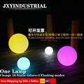 JXYINDUSTRIAL светодиодный шар 30 см светодиодный светильник для сада/светодиодный светильник для открытого бассейна/светодиодный светильник для...