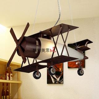 Suspension Luminaire Lamparas Luminaire Iron Pendant Light Child Cartoon Lamps Deco Maison