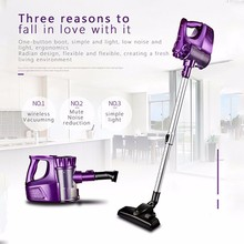 Portable 2 In 1 Handheld Wireless Vacuum Cleaner Cyclone Filter 8000Pa Strong Suction Dust Collector Mini Silent Rechargeable
