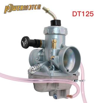 Carburador de motocicleta VM24, 28mm, Mikuni, para Yamaha DT125, DT 125, Suzuki TZR125, RM65, RM80, RM85, DT175, RX125, Dirt Bike