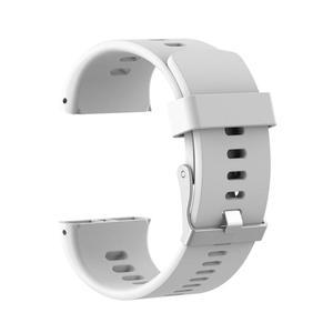 Image 3 - Siliconen Vervanging Polshorloge Band Voor Polar V800 Smart Armband Met Tool Smart Horloge Band Accessoires Voor Mannen Vrouwen 18.5cm